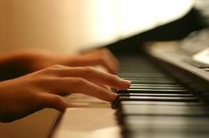 Piano leren spelen