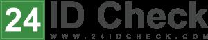 LOGO 24ID Check; informatiezuil